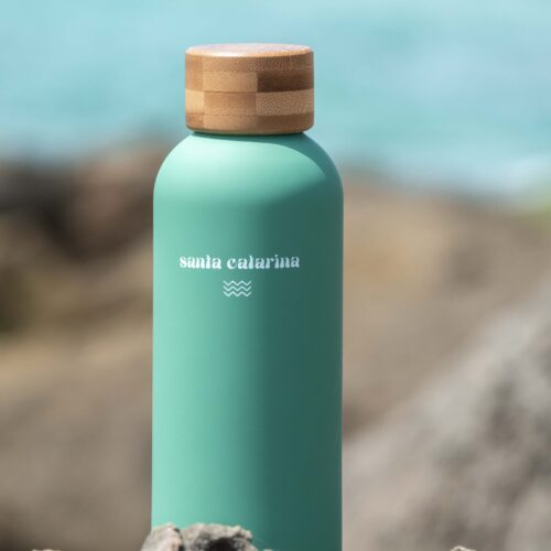 Nature Love Water Bottle
